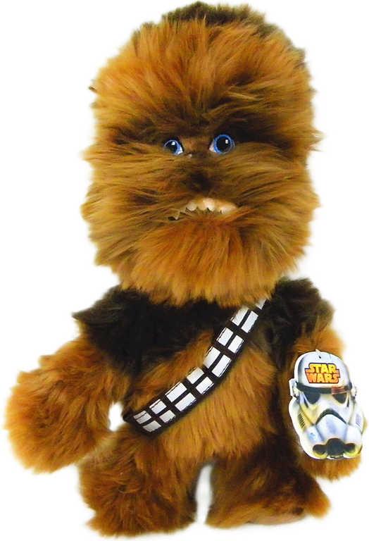 ADC PLYŠ Chewbacca 17cm Star Wars (Hvězdné Války)