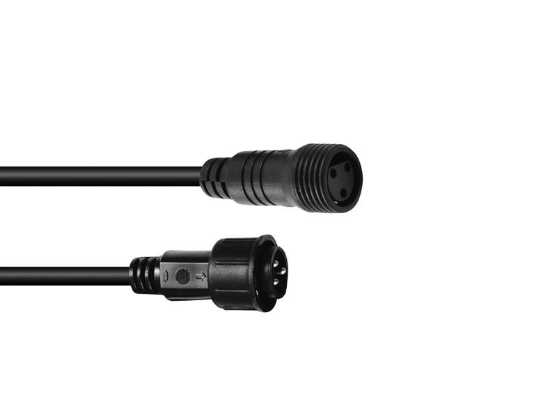 DMX kabel pro LED PAR/Flood, 10m