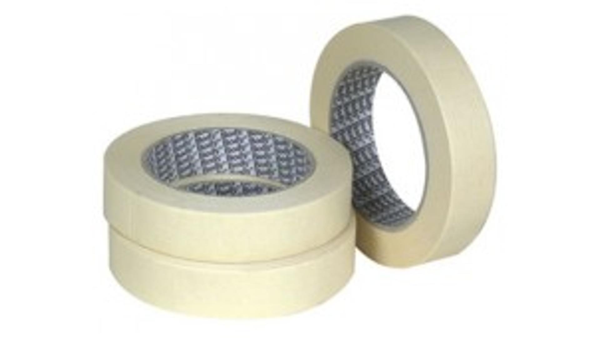 HB BODY maskovací páska silně lepicí do 80C 19 x 50mm