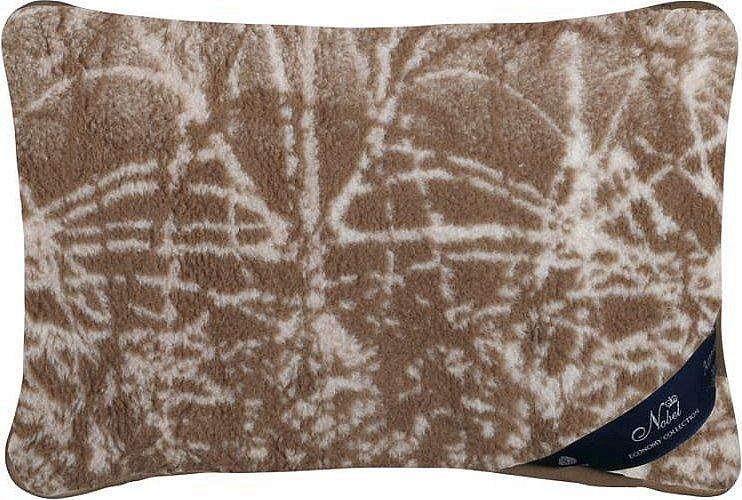 Polštářek hnědý - 40x60 cm - polštářek příroda