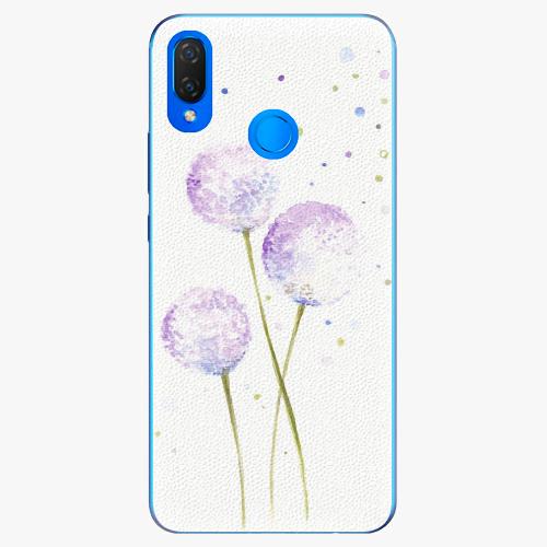 Plastový kryt iSaprio - Dandelion - Huawei Nova 3i