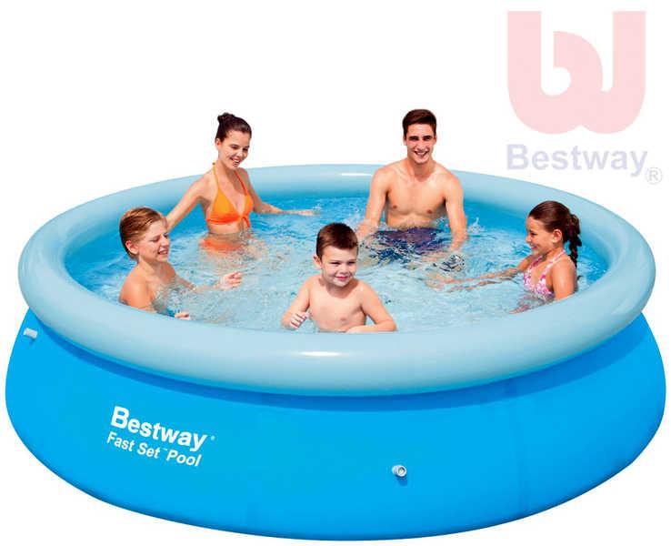 ACRA Bazén samostavěcí 305 x 76 cm Bestway