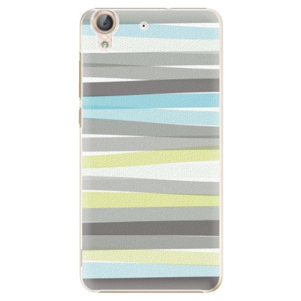 Plastové pouzdro iSaprio - Stripe - Huawei Y6 II