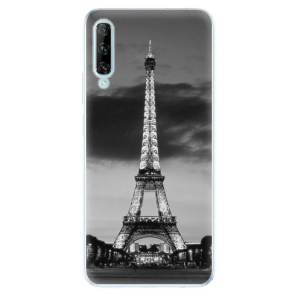 Odolné silikonové pouzdro iSaprio - Midnight in Paris - Huawei P Smart Pro