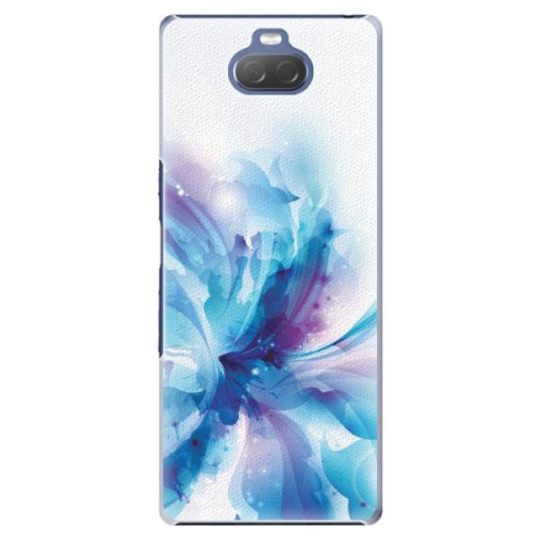 Plastové pouzdro iSaprio - Abstract Flower - Sony Xperia 10