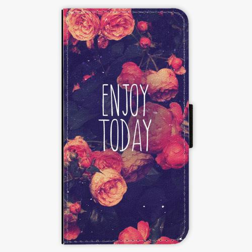 Flipové pouzdro iSaprio - Enjoy Today - Huawei Nova