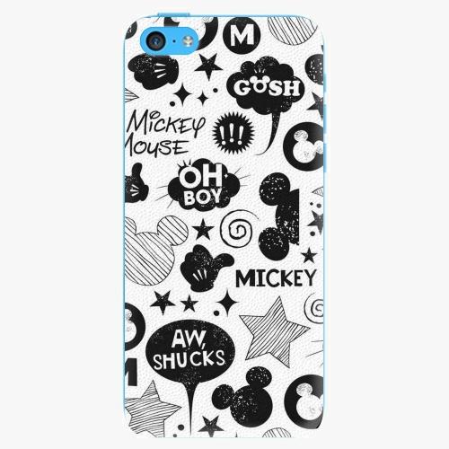 Plastový kryt iSaprio - Mouse - iPhone 5C