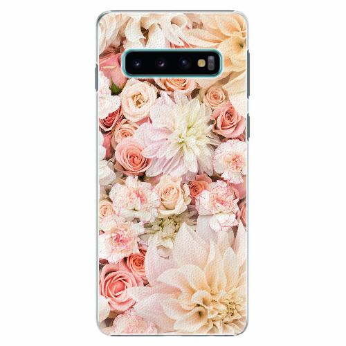 Plastový kryt iSaprio - Flower Pattern 06 - Samsung Galaxy S10