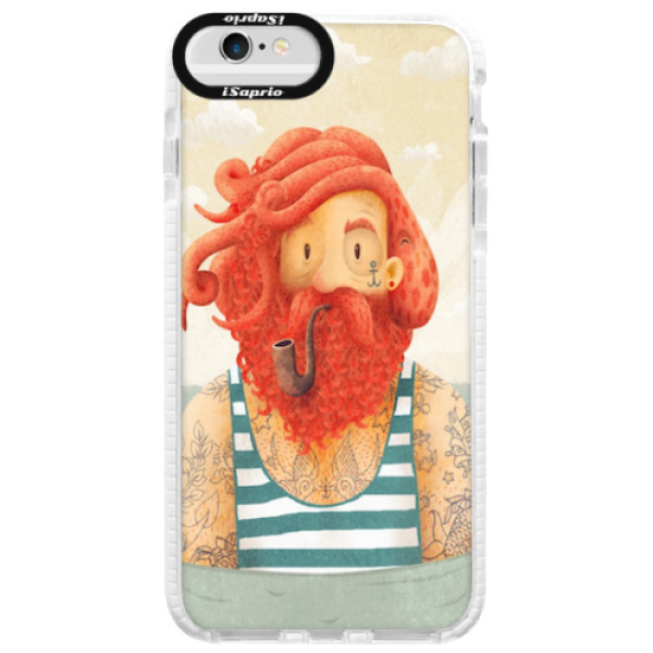 Silikonové pouzdro Bumper iSaprio - Sailor - iPhone 6/6S