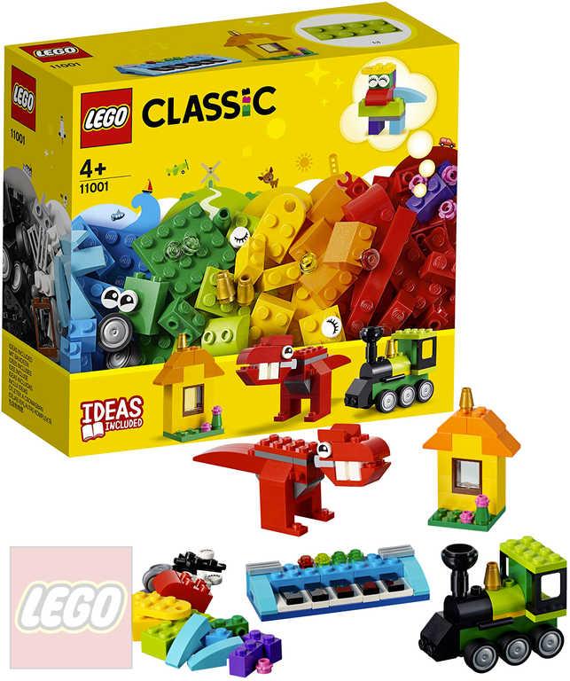LEGO CLASSIC Kostky a nápady 11001