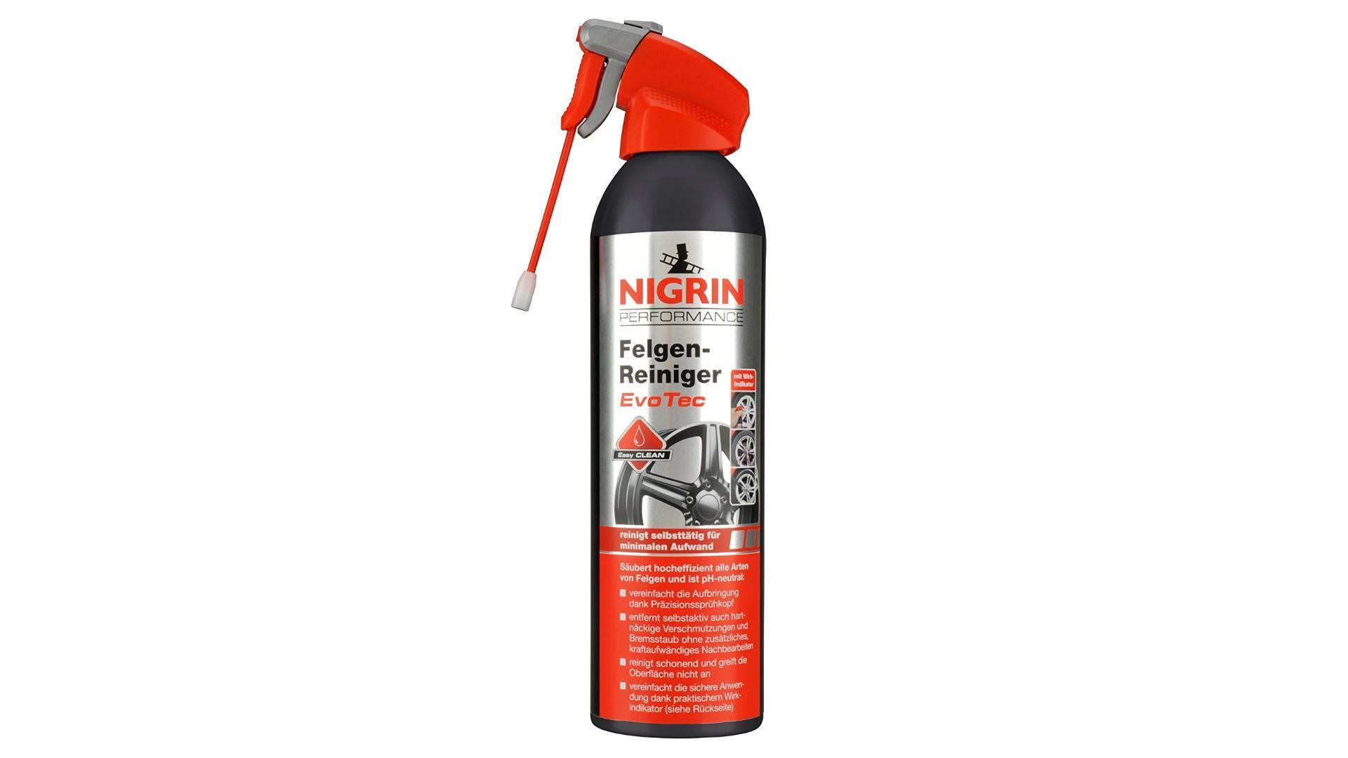 Nigrin Sprej na čištění disků EvoTec 500ml
