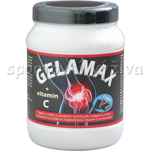 Gelamax GF - 750g-vanilka