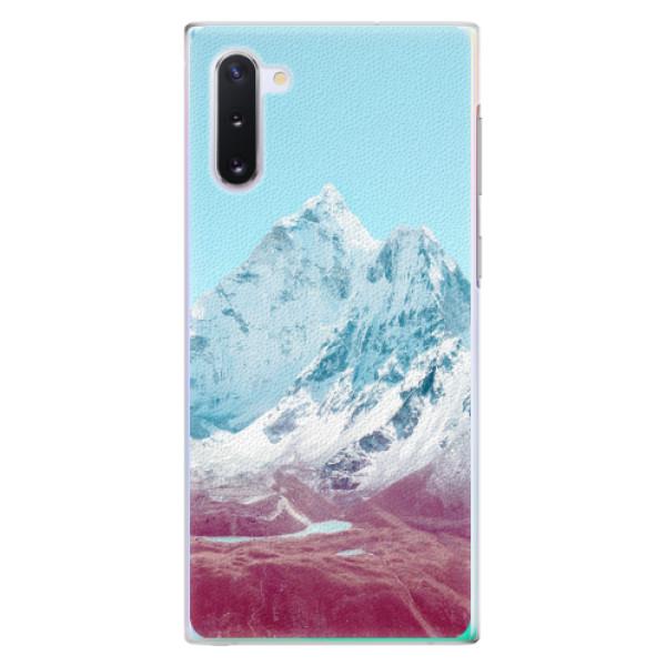 Plastové pouzdro iSaprio - Highest Mountains 01 - Samsung Galaxy Note 10