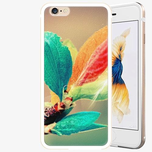 Plastový kryt iSaprio - Autumn 02 - iPhone 6 Plus/6S Plus - Gold