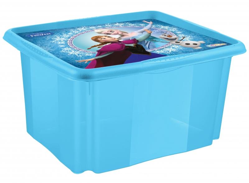 Box na hračky Frozen 24 l