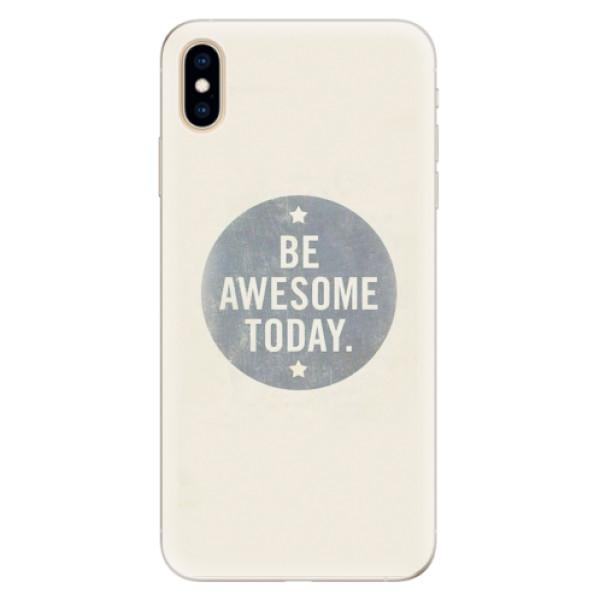 Silikonové pouzdro iSaprio - Awesome 02 - iPhone XS Max