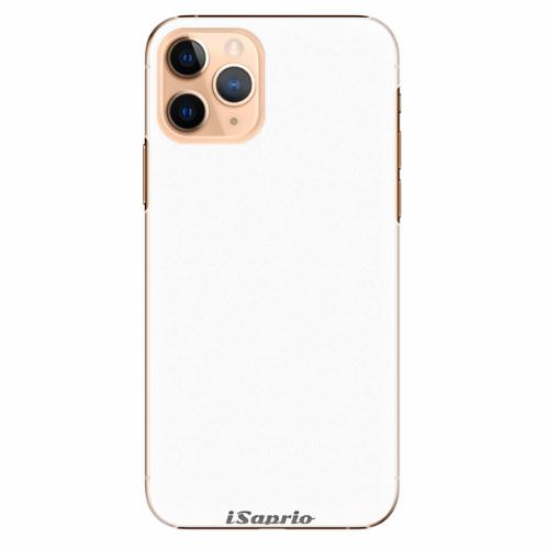Plastový kryt iSaprio - 4Pure - bílý - iPhone 11 Pro