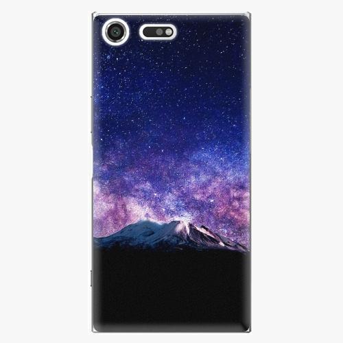Plastový kryt iSaprio - Milky Way - Sony Xperia XZ Premium