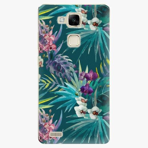 Plastový kryt iSaprio - Tropical Blue 01 - Huawei Mate7