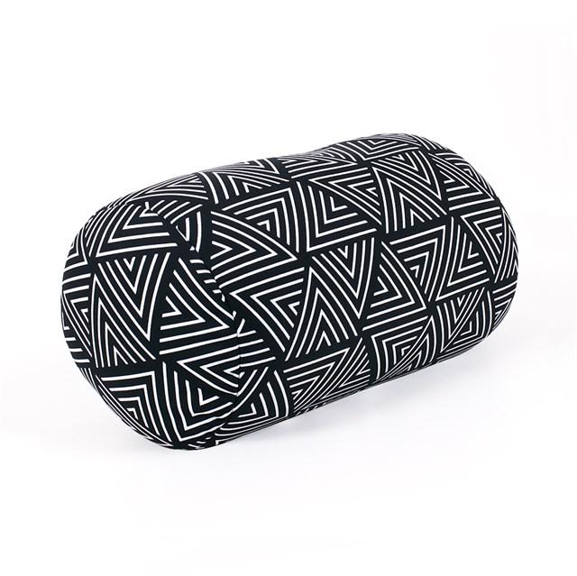 - Relaxační polštář - Geometrický vzor