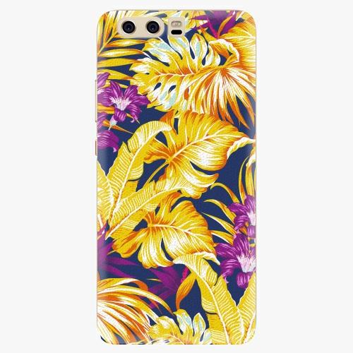 Plastový kryt iSaprio - Tropical Orange 04 - Huawei P10