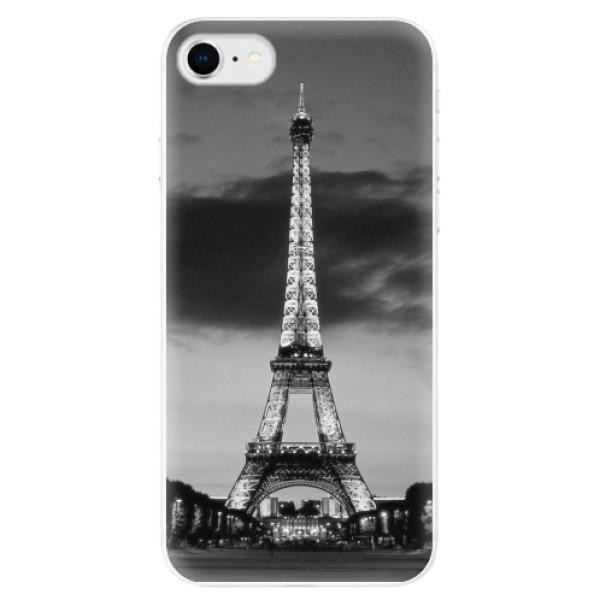 Odolné silikonové pouzdro iSaprio - Midnight in Paris - iPhone SE 2020