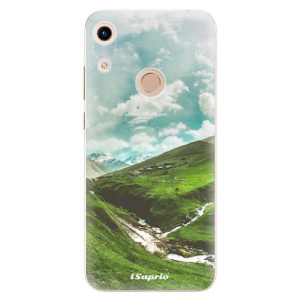 Odolné silikonové pouzdro iSaprio - Green Valley - Huawei Honor 8A