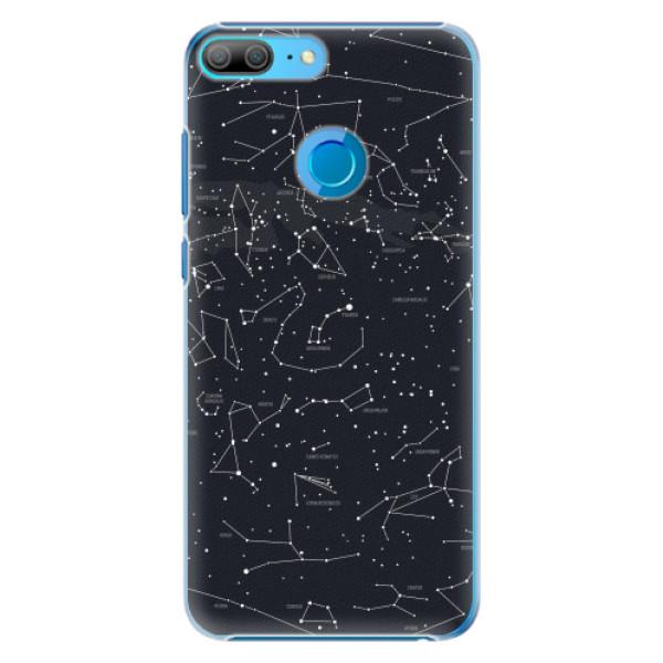 Plastové pouzdro iSaprio - Night Sky 01 - Huawei Honor 9 Lite