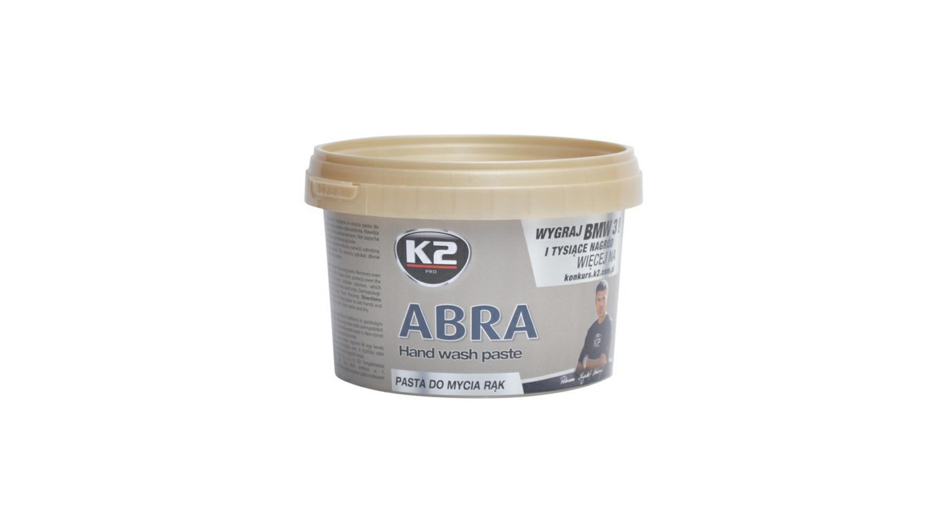 K2 ABRA 500ml - pasta na mytí rukou