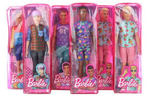 Barbie Model Ken DWK44 TV 1.4.- 30.6.2021