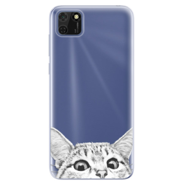 Odolné silikonové pouzdro iSaprio - Cat 02 - Huawei Y5p