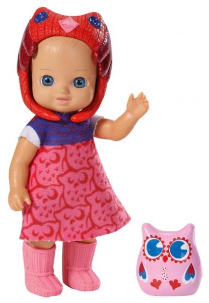 CHOU CHOU panenka mini Sovičky, 6 druhů
