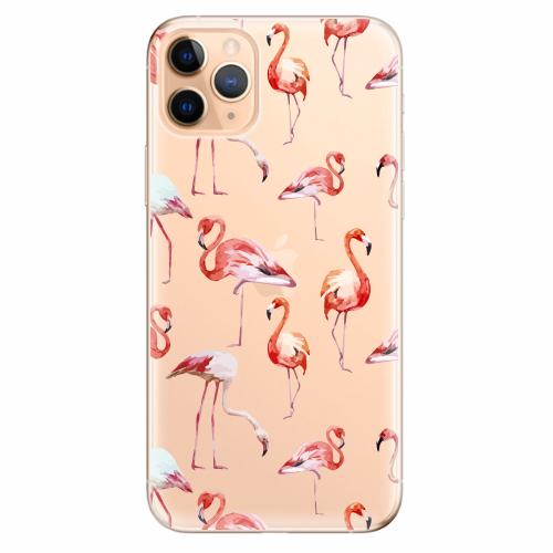 Silikonové pouzdro iSaprio - Flami Pattern 01 - iPhone 11 Pro Max