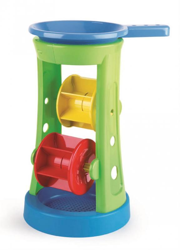 Hračky na písek - Vodní mlýn