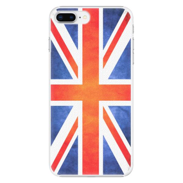 Plastové pouzdro iSaprio - UK Flag - iPhone 8 Plus