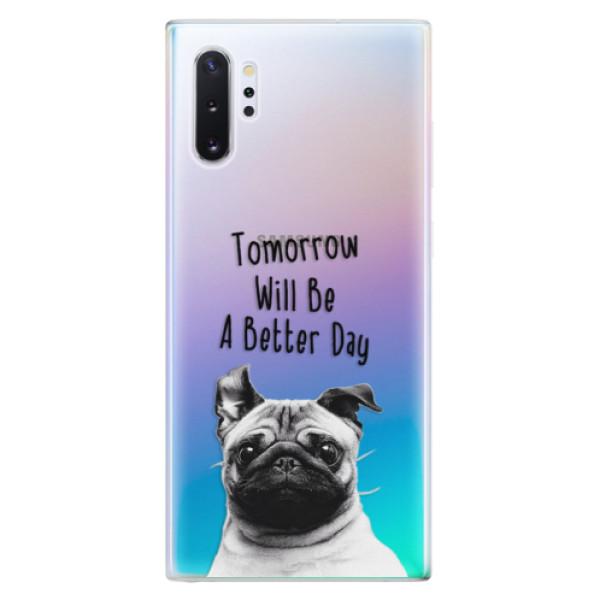 Odolné silikonové pouzdro iSaprio - Better Day 01 - Samsung Galaxy Note 10+