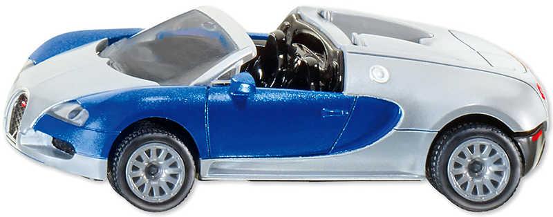 SIKU Auto Bugatti Veyron EB 16.4 závodní Formule KOV
