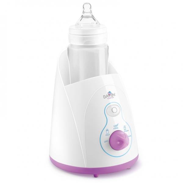 Multifunkční ohřívač kojeneckých láhví 4v1