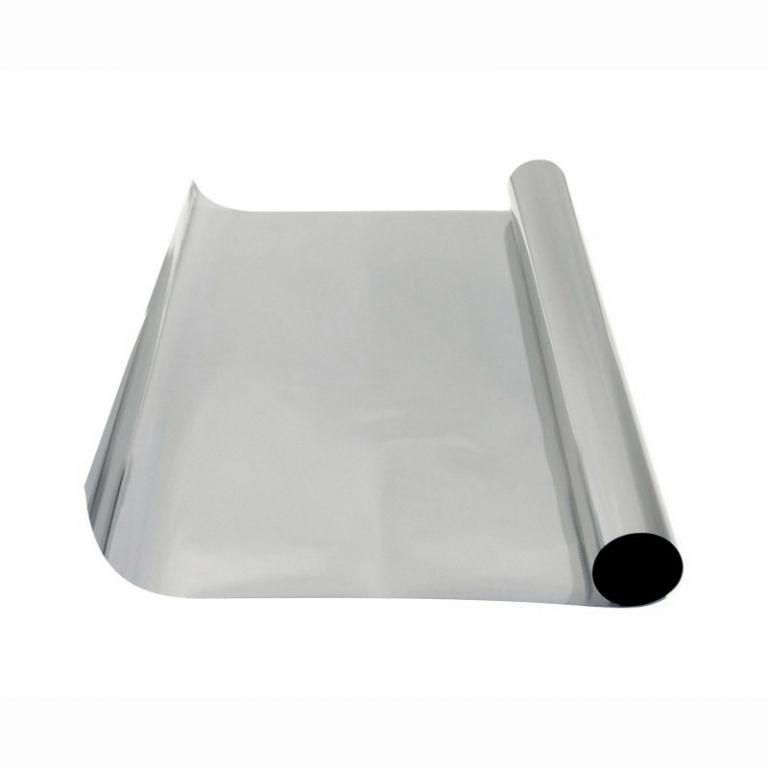 Folie protisluneční - 50x300 cm, silver