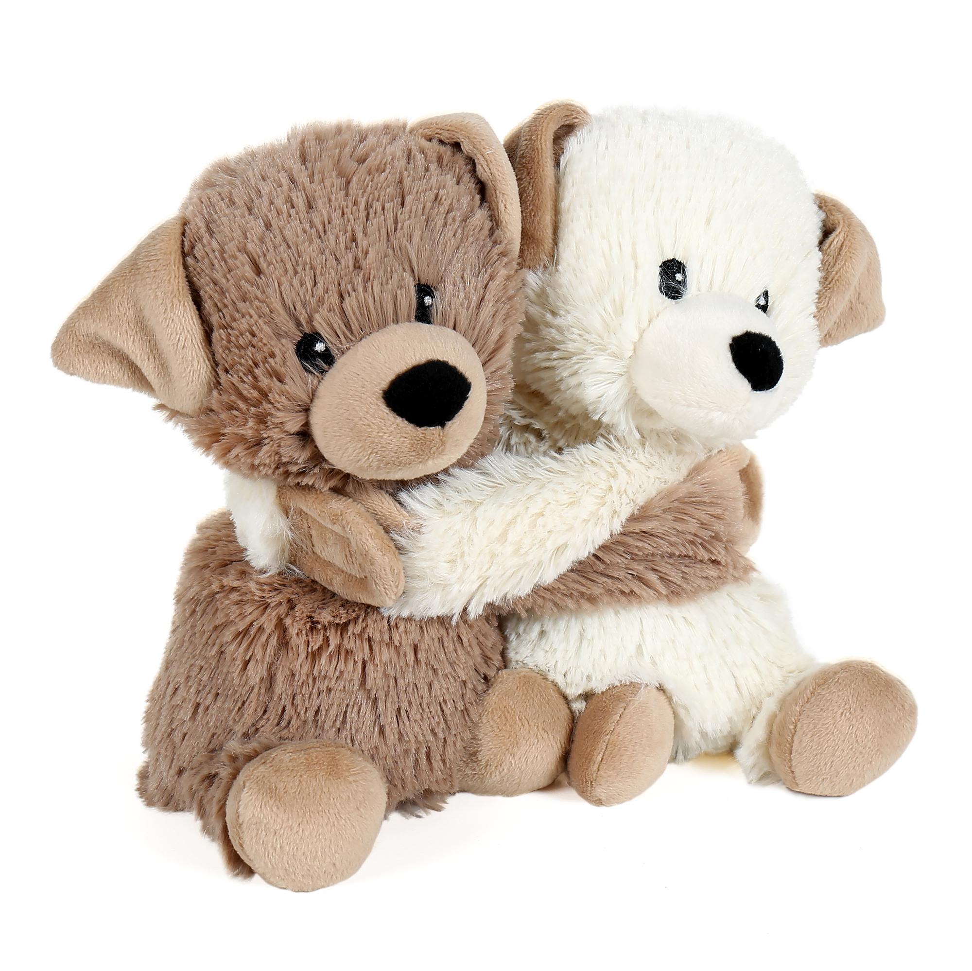 Warmies - Hřejivá mini zvířátka - Hřejivá štěnátka