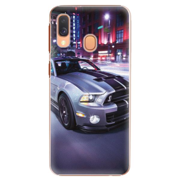 Plastové pouzdro iSaprio - Mustang - Samsung Galaxy A40