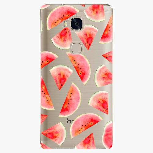 Plastový kryt iSaprio - Melon Pattern 02 - Huawei Honor 5X