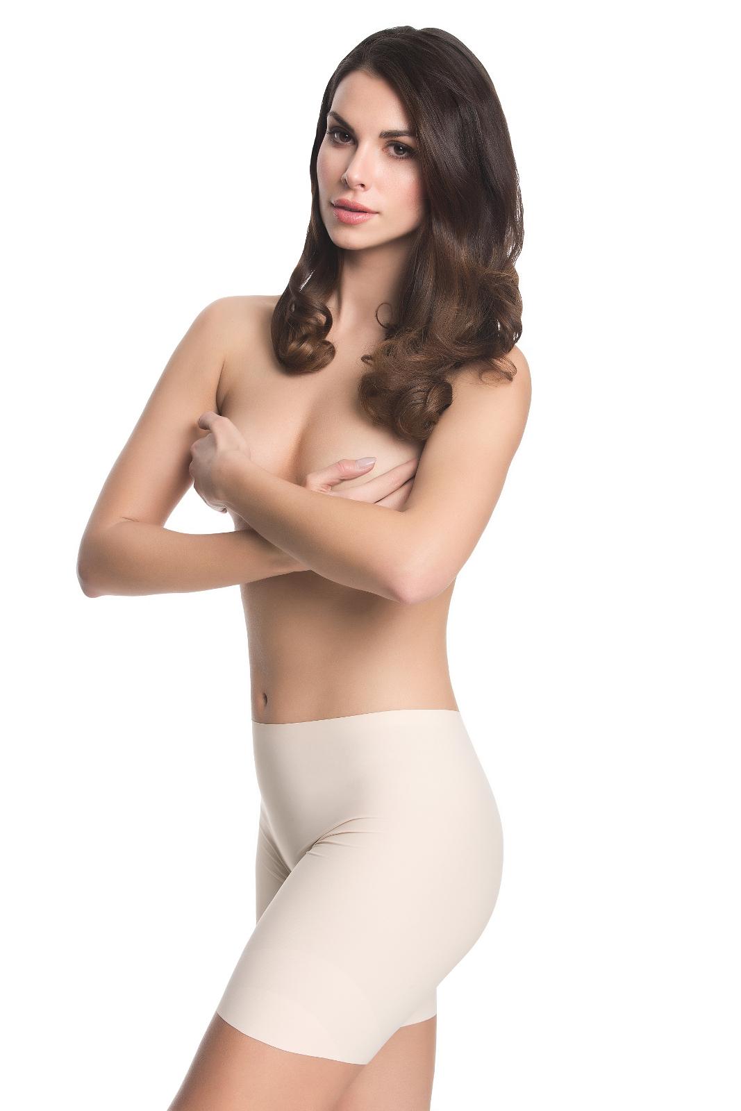 Tvarující dámské kalhotky Julimex Bermudy Comfort