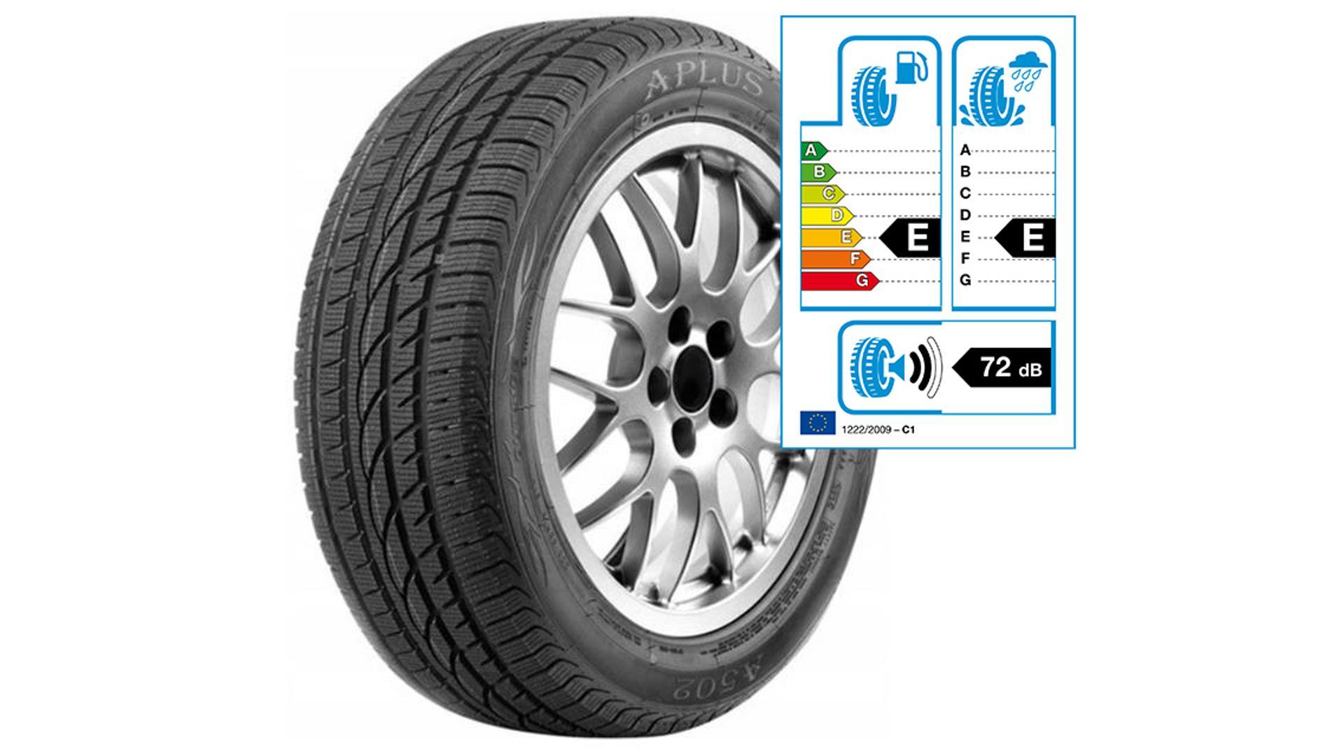 A502 Zimní pneumatika 215/55R16 97HXL