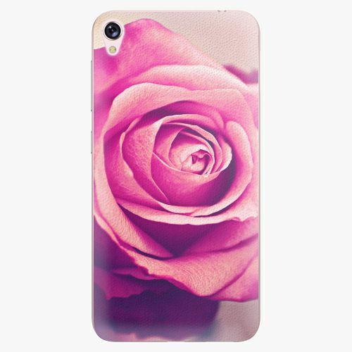 Plastový kryt iSaprio - Pink Rose - Asus ZenFone Live ZB501KL