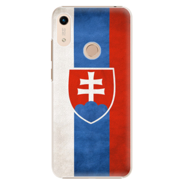Plastové pouzdro iSaprio - Slovakia Flag - Huawei Honor 8A