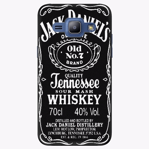 Plastový kryt iSaprio - Jack Daniels - Samsung Galaxy J1