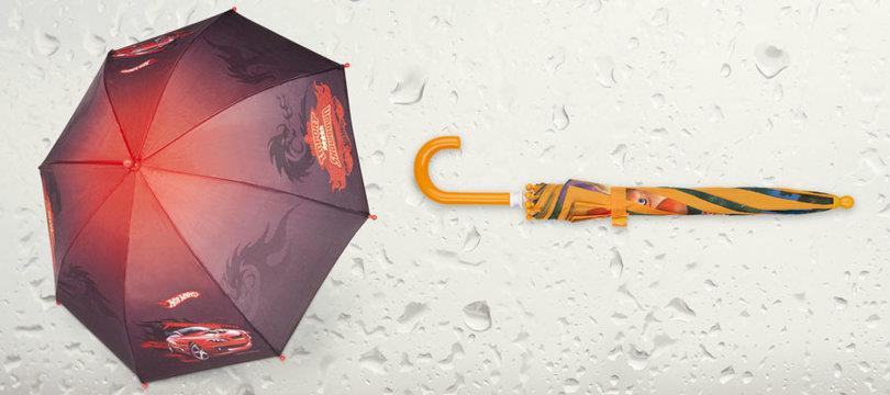 Dětský deštník CM170 - PARASOL - Mix-dívčí