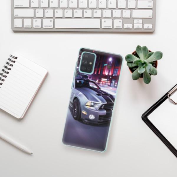 Plastové pouzdro iSaprio - Mustang - Samsung Galaxy A71