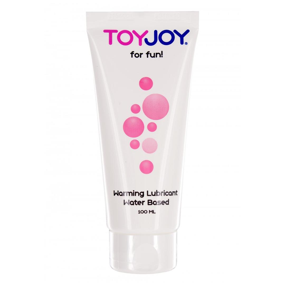 Hřejivý lubrikační gel Toyjoy Lube Warming Wb 100 Ml